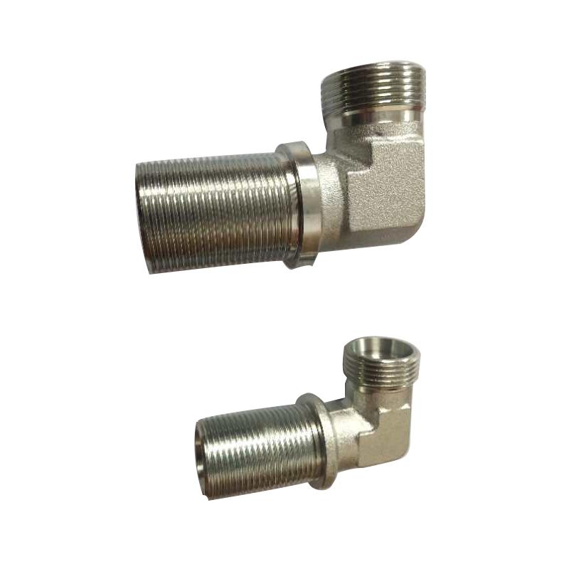 金属高压油管接头