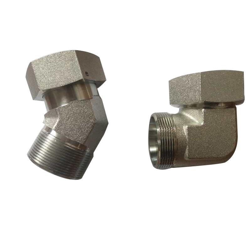 不锈钢高压油管接头